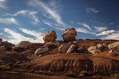 Twin Rocks, Capitol Reef (pascalct) Tags: landscape capitolreef twinrocks usa torrey utah étatsunis us