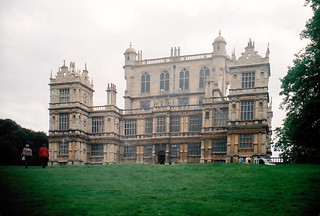 May 2007 Wollaton Hall 5