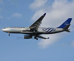 EC-LQP1 (MAB757200) Tags: aireuropa a330243 eclqp skyteam final runway31r jfk kjfk jetliner aircraft airplane airlines airbus