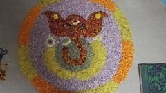20160905_062857 (bhagwathi hariharan) Tags: rangoli kolam flowerrangoli floralrangoli flower floral flowerkolams carpet nalasopara nallasopara traditional festival function southindia southindian onam onampookalam onashamshagal happyonam mumbai