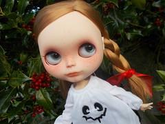Spooky Imogen!