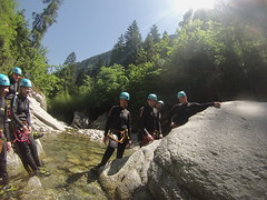GOPR9009 (Mountain Sports Alpinschule) Tags: mountain sports zillertal canyoning