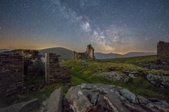 TRACES-OF-THE-PAST (elganjones1) Tags: slate quarry remains milkyway astrophotography irix15mm sonya7s nightscape wales uk nightsky elgan jones