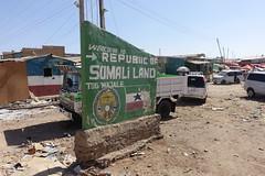 Somali Land Border Post (Caligula-) Tags: border somaliland africa traveling east