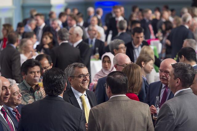 José Viegas with guests