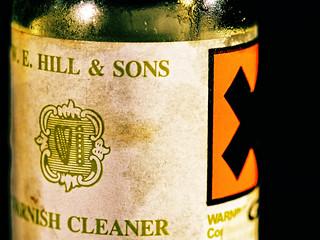Poisonous: W.E. Hill & Sons