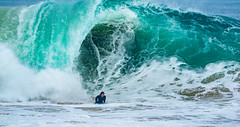 The Wedge Newport Beach (meeyak) Tags: surfing surf surfer surfboard thewedge newportbeach newport beach waves bigwaves bodyboard water ocean sea action sports extremesports athletes meeyak nikon d5500 70200mm outdoors adventure travel blue morning spring warm orangecounty oc usa california