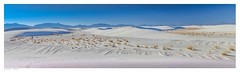 White Sands National Monument & Missile Range , New Mexico, USA. , (Richard Murrin Art) Tags: whitesandsnationalmonumentmissilerange newmexico usa richard murrin art photography canon 5d landscape travel images building cool
