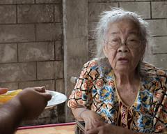 Lola Belen (niel13_casio) Tags: day cloud city philippines iloilo color colorful brown people portrait