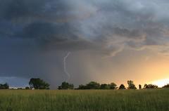 Missouri Thunder-Storm. (treeformed) Tags: destruction nature weather theme mood wallpaper angle wide 1855mm t5 rebel eos canon landscape thunder storm blue lightning