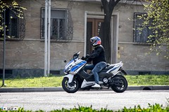 Yamaha T Max Torino Italy 2017 (seifracing) Tags: yamaha t max torino italy 2017 seifracing spotting services emergency europe rescue recovery transport cars cops car vehicles voiture van vans vehicle research
