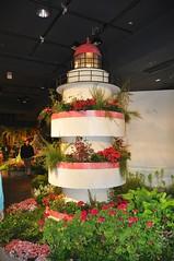 4-044 Light House (megatti) Tags: chicago departmentstore flowershow il illinois lighthouse macys marshallfields
