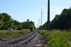 UP Rockford IL (antennawizard) Tags: up uprr cnw gcu rockford il illinois tay avon street bridge freeport power kent creek tracks rails ties