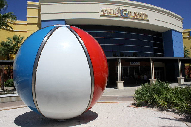 Pier Park Beach Ball - Panama City Beach