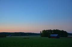 (Villikko) Tags: night yö ilta evening dark pimeä sunset auringonlasku nikon nikond5100 nikonphotography d5100 maisema landscape finland suomi kesä summer