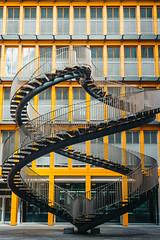 ∞ (Dominik Morbitzer) Tags: ∞ endlessstaircase stairs staircase kmpg münchen munich muenchen germany deutschland architecture architektur sony sonya7 a7 alpha7 ilce7 leica leicasummicron50mmf20dr summicron 50mm 2050 dual range dualrange nah 50