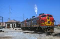 Relay Power (joemcmillan118) Tags: texas cleburne santafe amtrak funits 312c