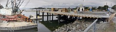 Making Real Estate (Bill 2.7 Million views) Tags: v2v v2vempress innerharbour innerharbor jetty dock ocean harbour harbor victoria catamaran vesselyacht samsung smn920w8 galaxynote5 marina boats panorama google