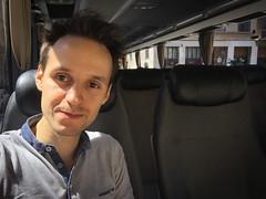 Hellö Bus to Vienna (belboo) Tags: autobusa belboo boo brovko bus oleg trieste trip friuliveneziagiulia italy it
