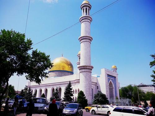 Central Mosque ©  Torekhan Sarmanov