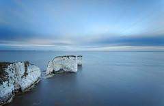 Old Harry rocks (immaculate-photons) Tags: gb swanage longexposure nikon d7100 coast sky sweeping tide chalk clifftop immaculatephotons mgwalker