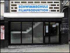 Essen - Kreuzeskirchstraße (abudulla.saheem) Tags: schwimmschule swimmingschool filmproduktion filmproduction kreuzeskirchstrase essen ruhrpott ruhrarea ruhrgebiet nrw germany deutschland panasonic lumix dmctz31 abudullasaheem