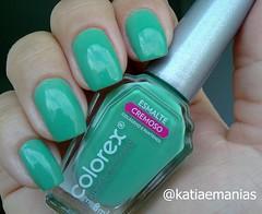 Julia (Colorex) (katiaemanias) Tags: colorex marucosmeticos esmalte esmaltes nails nailpolish nail nailart unhas unha katiaemanias