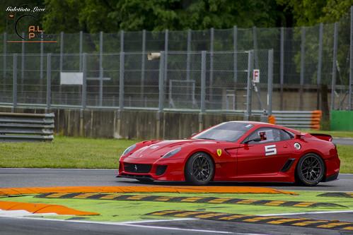 "Ferrari 599XX n°5 • <a style=""font-size:0.8em;"" href=""http://www.flickr.com/photos/144994865@N06/35568646616/"" target=""_blank"">View on Flickr</a>"