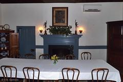 Halfway House Restaurant (r.w.dawson) Tags: chesterfieldcounty virginia va rt1 restaurant historicbuilding finedining diningroom fireplace