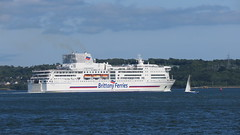 17 05 27 BF Pont Aven  (15) (pghcork) Tags: brittanyferries pontaven corkharbour cobh cork ferry ferries