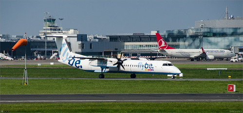 FlyBE in Dublin