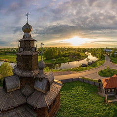 THE MUSEUM OF WOODEN ARCHITECTURE IN SUZDAL (One to Russia) Tags: onetorussia showmerussia russia tour tours tourist suzdal суздаль золотоеколцо travel traveling travelgram travellife travelrussia traveltorussia thegoldenring welcometorussia citybestpics beauty livingeurope adventure italianlandscape музей art venice roma florence follow