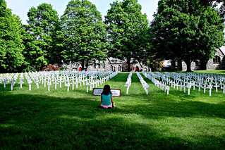 I AM FREE BECAUSE of the BRAVE REMEMBERING; those who has died for MY FREEDOM.All Gave Some, Some Gave All