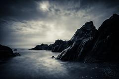 Westcombe Beach (hammermad) Tags: beach devon sea seascape