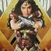 Wonder Woman Battle Armor Standee 6582