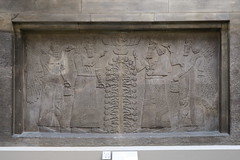 May 10: 102 Assyrian Reliefs (Aquafortis) Tags: art london england museums assyrian