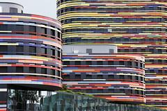 - Behörde - (Jacqueline ter Haar) Tags: hamburg behörde stadtentwicklung urban development environment wohnen ministery colourful explore sauerbruchhutton hh