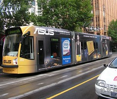D3512 -ISUS (damoN475photos) Tags: d3512 dclass yarratrams melbournetrams isus computer advertising 2008 swanstonst