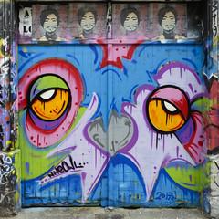 Nite Owl (Ruepestre) Tags: nite owl art paris parisgraffiti france streetart street graffiti graffitis graffitifrance graffitiparis urbanexploration urbain urban rue wall ville mur city