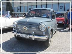 Fiat 600, 1965 (v8dub) Tags: fiat 600 1965 schweiz suisse switzerland bleienbach italian pkw voiture car wagen worldcars auto automobile automotive old oldtimer oldcar klassik classic collector