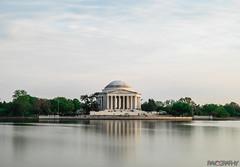 Jefferson Memorial | Rayography (RAYOGRAPHY) Tags: jeffersonmemorial dc washingtondc usa 2017 longexposure daytimelongexposure ndfilter memorial monument