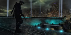 Night Warrior / Splinter Cell Blacklist (Den7on) Tags: splinter cell blacklist billionaires night tom clancy's ubisoft toronto unreal engine sam fisher