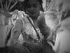 A helping hand (scinta1) Tags: bali indonesia 2016 kintamani kedisan mountbatur gunungbatur lakebatur danaubatur people family keluarga balinese kampung desa village women woman baturbaguscottages blackwhite blackandwhite