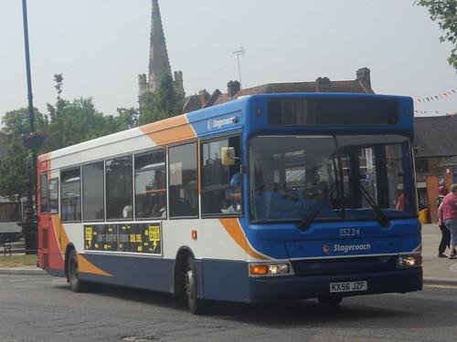 Stagecoach 35224 KX56 JZF