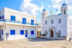Parikia, Paros (Kevin R Thornton) Tags: d90 nikon church parikia architecture greece travel mediterranean paros egeo gr