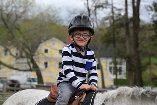 ~Grandson #2 in the Saddle~