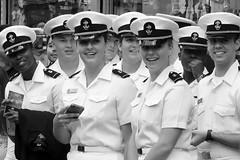 Fleet Week (GerryL) Tags: gerryl newyork ny canonpowershotg9xmarkii timessquare broadway fleetweek usnavy