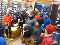 "Running Room (Slater St) February 1, 2017 - P1080270 (ianhun2009) Tags: runningroom ottawaontariocanada winterrunning ""february1 2017"" ""running room slater street"" ""run club"" training run"" ""cold running"""