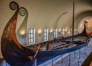 Vikingskiphuset - The Viking Ship Museum - Oslo Norway