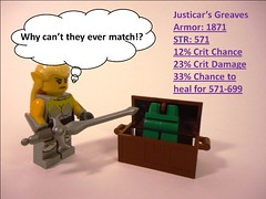 "Picture 0025 (Nick ""Nightstalker"") Tags: brickwarriors brickforge brickarms saberscorpion afol"